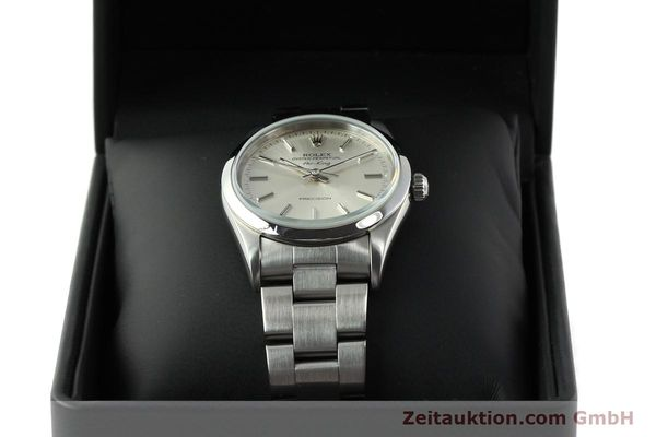 Used luxury watch Rolex Air King steel automatic Kal. 3000 Ref. 14000  | 141781 07