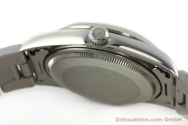 Used luxury watch Rolex Air King steel automatic Kal. 3000 Ref. 14000  | 141781 11