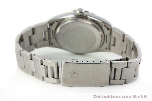 Used luxury watch Rolex Air King steel automatic Kal. 3000 Ref. 14000  | 141781 12