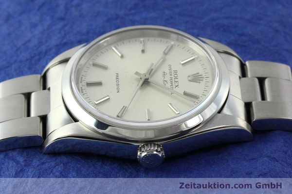 Used luxury watch Rolex Air King steel automatic Kal. 3000 Ref. 14000  | 141782 05