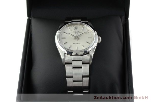 Used luxury watch Rolex Air King steel automatic Kal. 3000 Ref. 14000  | 141782 07