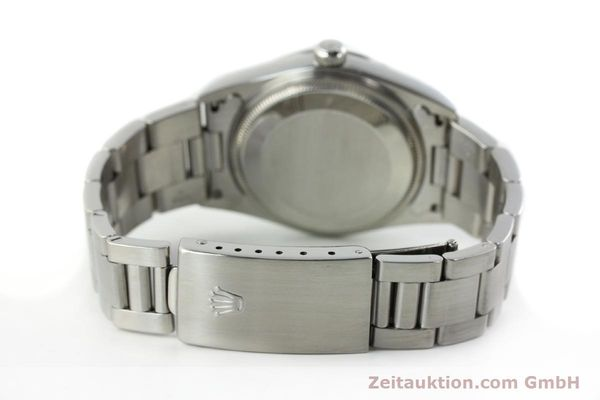 Used luxury watch Rolex Air King steel automatic Kal. 3000 Ref. 14000  | 141782 12
