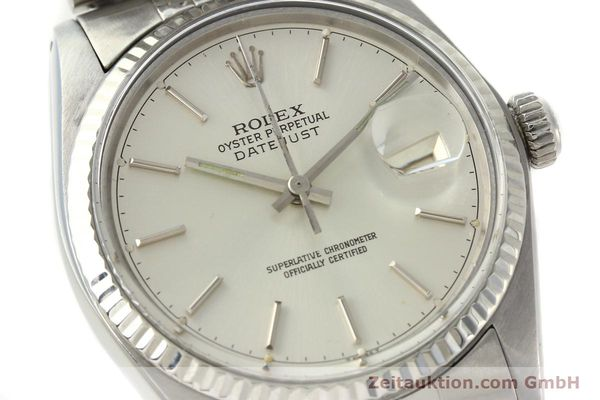 Used luxury watch Rolex Datejust steel / gold automatic Kal. 3035 Ref. 16014  | 141787 02