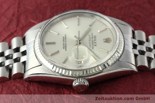 Used luxury watch Rolex Datejust steel / gold automatic Kal. 3035 Ref. 16014  | 141787 05