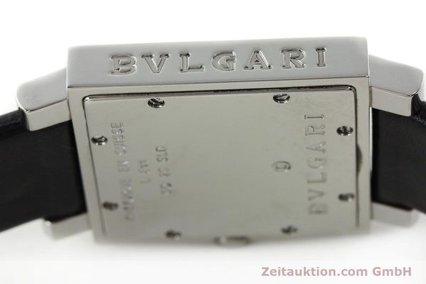 Used luxury watch Bvlgari Quadrato steel quartz Ref. SQ29SLD  | 141794 10