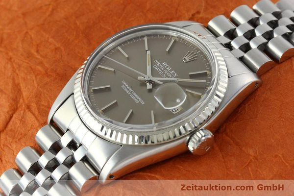Used luxury watch Rolex Datejust steel / gold automatic Kal. 3035 Ref. 16014  | 141795 01