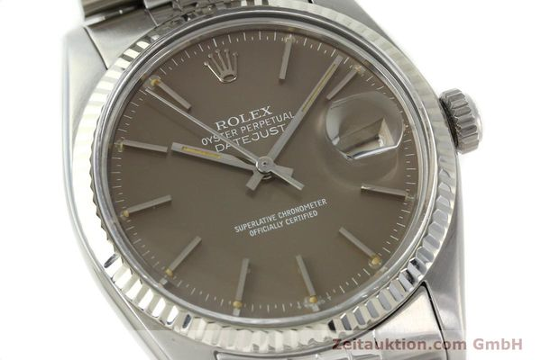 Used luxury watch Rolex Datejust steel / gold automatic Kal. 3035 Ref. 16014  | 141795 02