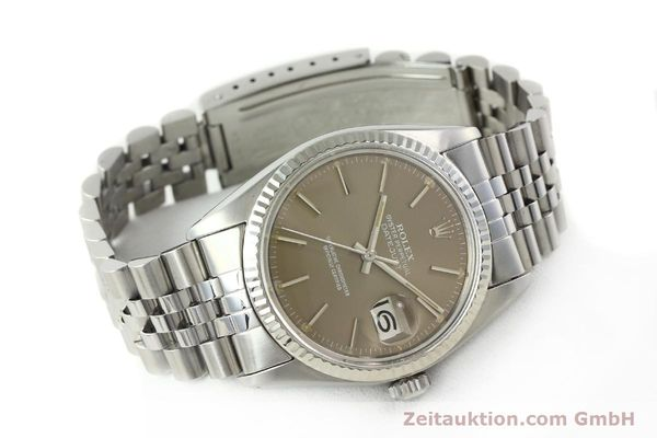 Used luxury watch Rolex Datejust steel / gold automatic Kal. 3035 Ref. 16014  | 141795 03