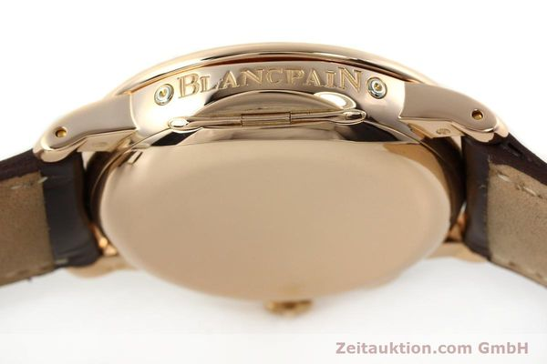 Used luxury watch Blancpain Leman 18 ct gold automatic Kal. 6763  | 141796 12
