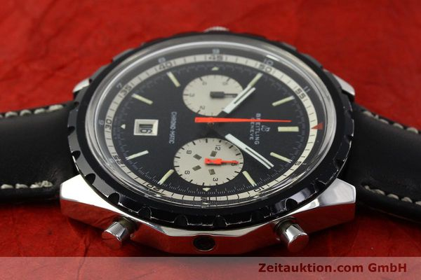 Used luxury watch Breitling Chrono-Matic chronograph steel automatic Kal. 11 Ref. 7651  | 141801 05