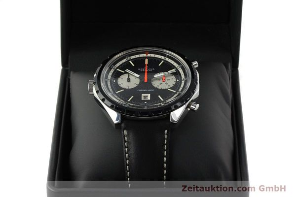 Used luxury watch Breitling Chrono-Matic chronograph steel automatic Kal. 11 Ref. 7651  | 141801 07