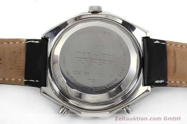 Used luxury watch Breitling Chrono-Matic chronograph steel automatic Kal. 11 Ref. 7651  | 141801 09