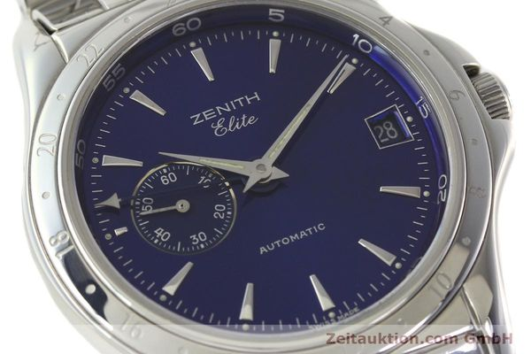Used luxury watch Zenith Elite steel automatic Kal. 682 Ref. 90/020030682  | 141802 02