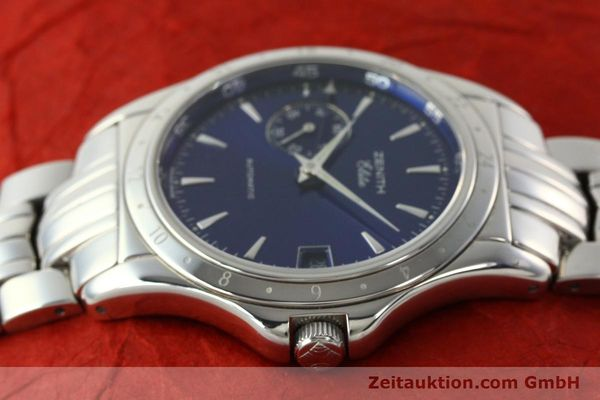 Used luxury watch Zenith Elite steel automatic Kal. 682 Ref. 90/020030682  | 141802 05
