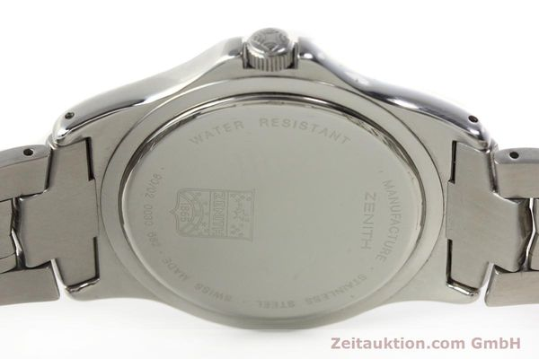 Used luxury watch Zenith Elite steel automatic Kal. 682 Ref. 90/020030682  | 141802 09