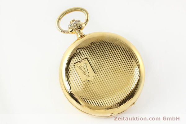 Used luxury watch IWC Taschenuhr 14 ct yellow gold manual winding Kal. H6  | 141804 08