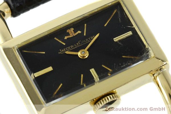 Used luxury watch Jaeger Le Coultre Etrier 18 ct gold manual winding Kal. K840 Ref. 1671 VINTAGE  | 141807 02