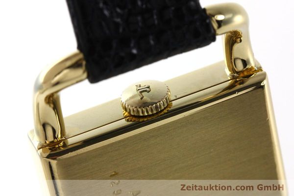 Used luxury watch Jaeger Le Coultre Etrier 18 ct gold manual winding Kal. K840 Ref. 1671 VINTAGE  | 141807 08