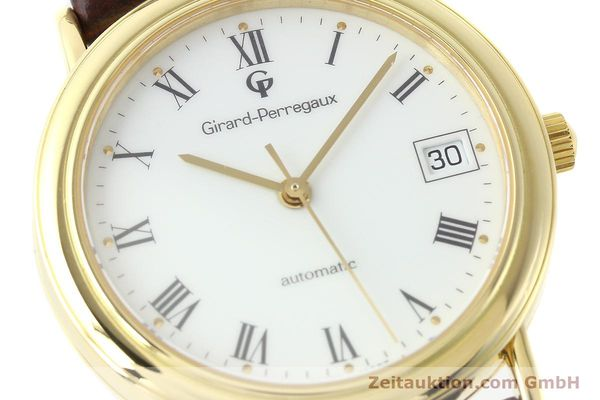 montre de luxe d occasion Girard Perregaux * or 18 ct automatique Kal. 220  | 141815 02