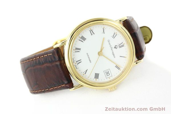 montre de luxe d occasion Girard Perregaux * or 18 ct automatique Kal. 220  | 141815 03