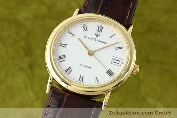 montre de luxe d occasion Girard Perregaux * or 18 ct automatique Kal. 220  | 141815 04
