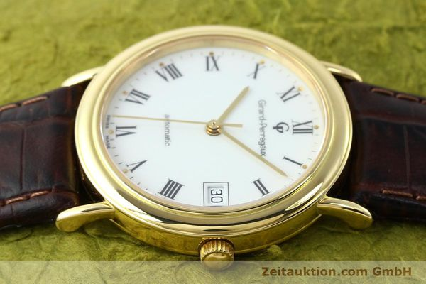 montre de luxe d occasion Girard Perregaux * or 18 ct automatique Kal. 220  | 141815 05