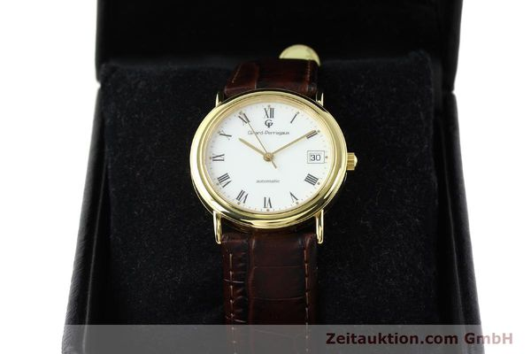 montre de luxe d occasion Girard Perregaux * or 18 ct automatique Kal. 220  | 141815 07