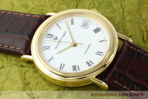 montre de luxe d occasion Girard Perregaux * or 18 ct automatique Kal. 220  | 141815 15