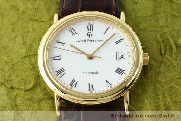 montre de luxe d occasion Girard Perregaux * or 18 ct automatique Kal. 220  | 141815 16