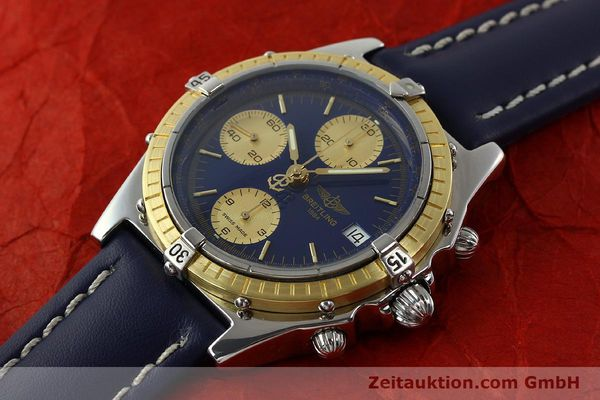 Used luxury watch Breitling Chronomat steel / gold automatic Kal. B13 Ref. 81.950D13047  | 141821 01