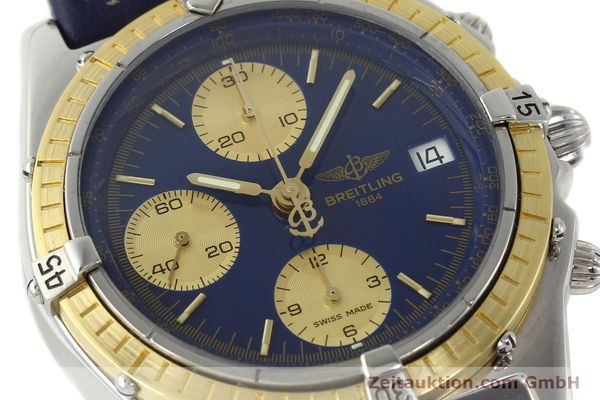 Used luxury watch Breitling Chronomat steel / gold automatic Kal. B13 Ref. 81.950D13047  | 141821 02