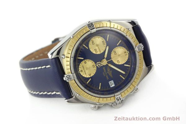 Used luxury watch Breitling Chronomat steel / gold automatic Kal. B13 Ref. 81.950D13047  | 141821 03