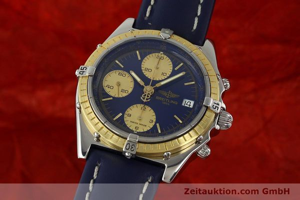 Used luxury watch Breitling Chronomat steel / gold automatic Kal. B13 Ref. 81.950D13047  | 141821 04