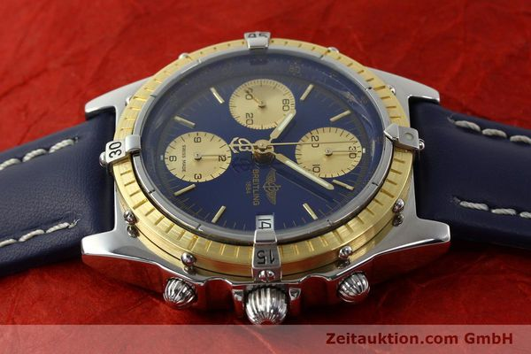 Used luxury watch Breitling Chronomat steel / gold automatic Kal. B13 Ref. 81.950D13047  | 141821 05