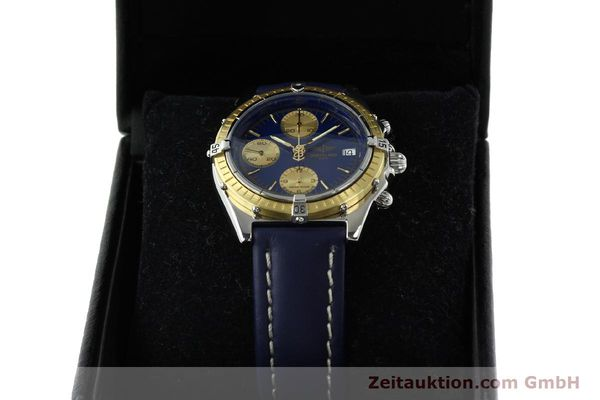 Used luxury watch Breitling Chronomat steel / gold automatic Kal. B13 Ref. 81.950D13047  | 141821 07