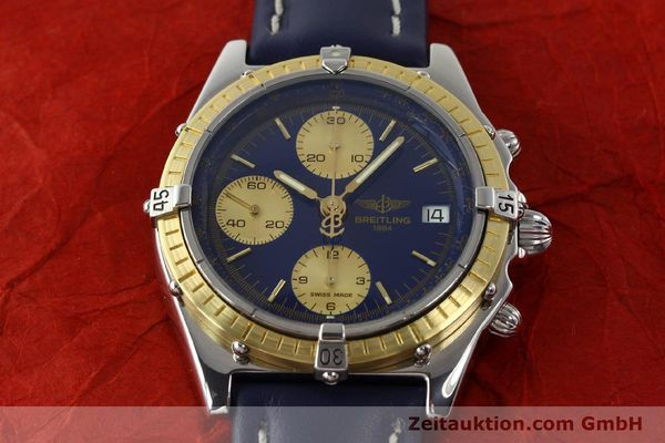 Used luxury watch Breitling Chronomat steel / gold automatic Kal. B13 Ref. 81.950D13047  | 141821 14