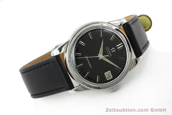 Used luxury watch Omega Seamaster steel automatic Kal. 565 Ref. 166009  | 141823 03