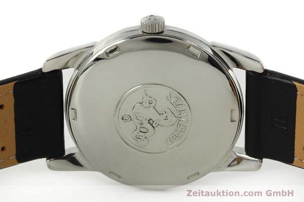 Used luxury watch Omega Seamaster steel automatic Kal. 565 Ref. 166009  | 141823 06