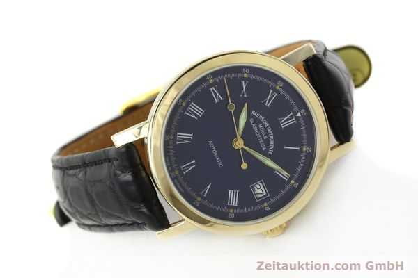 Used luxury watch Mühle * 14 ct yellow gold automatic Kal. ETA 2824-2 Ref. 13250  | 141824 03