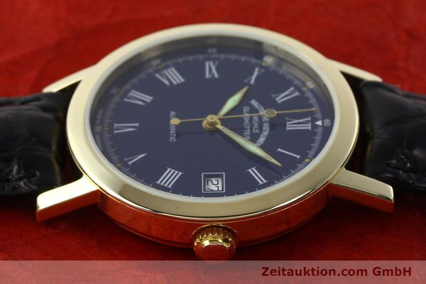 Used luxury watch Mühle * 14 ct yellow gold automatic Kal. ETA 2824-2 Ref. 13250  | 141824 05