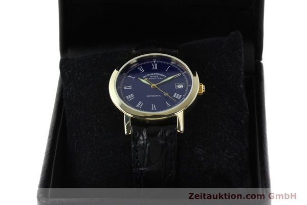 Used luxury watch Mühle * 14 ct yellow gold automatic Kal. ETA 2824-2 Ref. 13250  | 141824 07