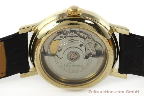 Used luxury watch Mühle * 14 ct yellow gold automatic Kal. ETA 2824-2 Ref. 13250  | 141824 09
