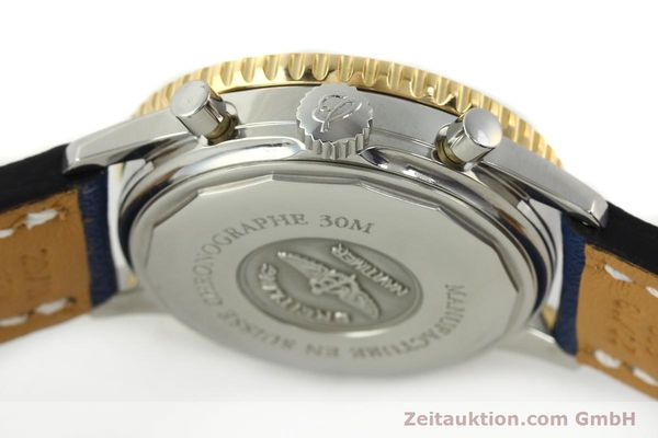 Used luxury watch Breitling Navitimer gilt steel automatic Kal. ETA 2892-2  | 141825 08
