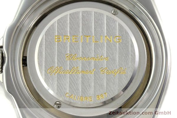 Used luxury watch Breitling Wings steel quartz Kal. B67 ETA 211164 Ref. A67350  | 141827 10