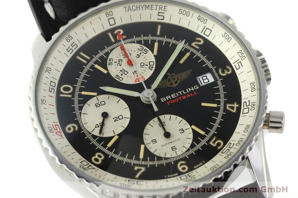Used luxury watch Breitling Navitimer steel automatic Kal. VAL 7750 Ref. 81610  | 141830 02