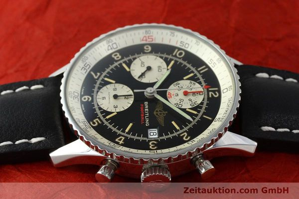 Used luxury watch Breitling Navitimer steel automatic Kal. VAL 7750 Ref. 81610  | 141830 05