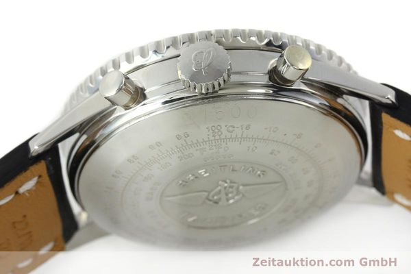 Used luxury watch Breitling Navitimer steel automatic Kal. VAL 7750 Ref. 81610  | 141830 08