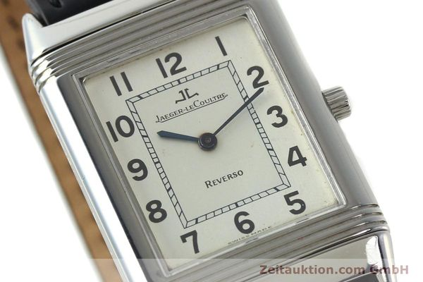 Used luxury watch Jaeger Le Coultre Reverso steel manual winding Kal. 846 Ref. 250.8.86  | 141835 02