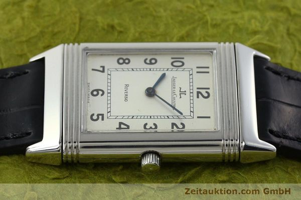 Used luxury watch Jaeger Le Coultre Reverso steel manual winding Kal. 846 Ref. 250.8.86  | 141835 05