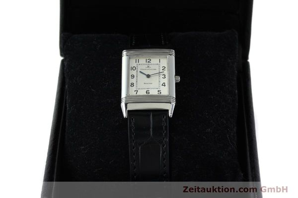 Used luxury watch Jaeger Le Coultre Reverso steel manual winding Kal. 846 Ref. 250.8.86  | 141835 07